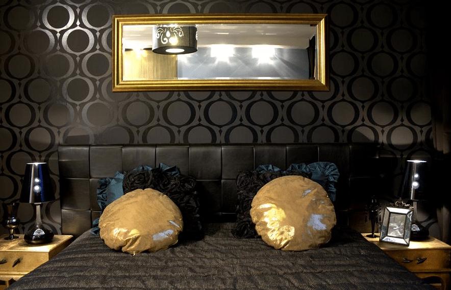 Sypialnia W Stylu Glamour Jak Urządzić To Wnętrze