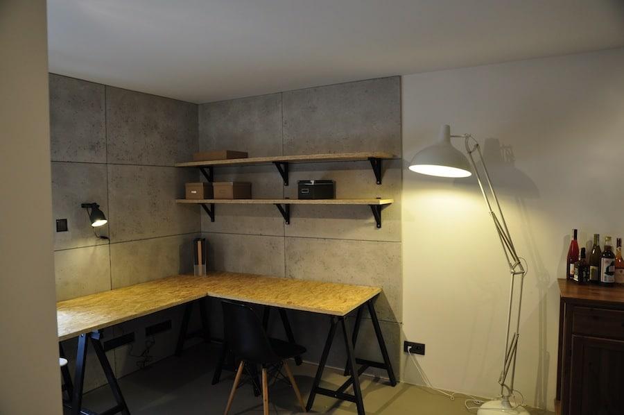 Szukasz pomysłu, jak urządzić biuro w domu? Zainspiruj się naszym pomysłem.