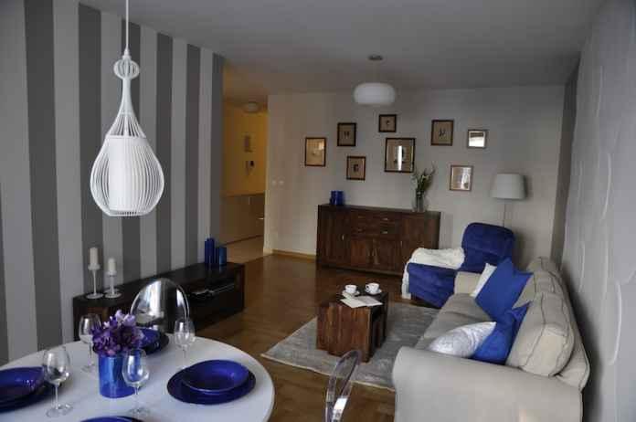 Zobacz metamorfozę naszego salonu i sprawdź, jak wybrać oświetlenie do wnętrza.