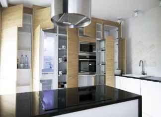 Mała kuchnia może być praktyczna, stylowa i nowoczesna. Zobacz jak wygląda zabudowa w małej kuchni.