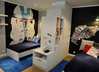 Szukasz pomysłu jak urządzić pokój dla chłopców? Zobacz jak urządzić strefowy pokój.