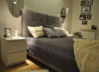 Marzy ci się biało-szara sypialnia, ale nie wiesz jak ją urządzić? Zobacz nasz gotowy pomysł.