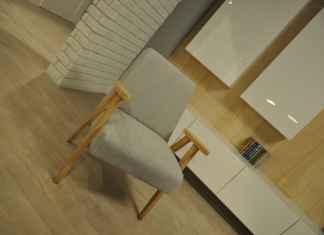 Szukasz pomysłu na niebalaną aranżację? Oto drewniane panele na ścianę.