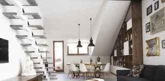Szukasz pomysłu na aranżację mieszkania z antresolą? Zobacz naszą metamorfozę i zainspiruj się.