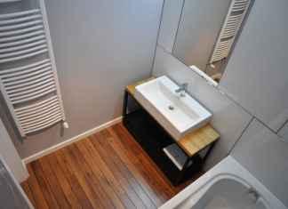 Zastanawiasz się jakie meble do łazienki wybrać? Zobacz nasz pomysł na konsolę pod umywalkę.