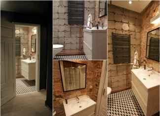 Czym charakteryzuje się loftowa łazienka? Zobacz jak urządzić wnętrze w tym stylu.
