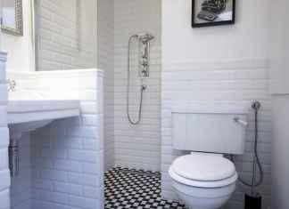 Czy cegła w łazience to dobry pomysł? Zobacz, gdzie kupić płytki cegiełki.