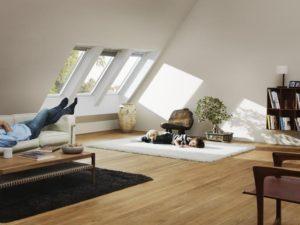 Okna energooszczędne Velux