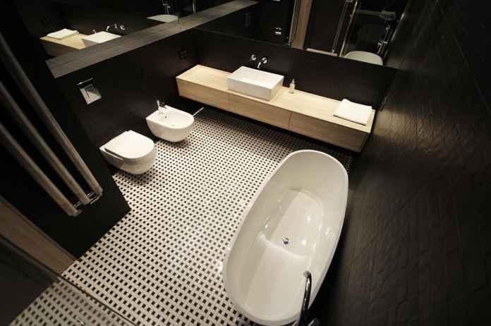 Marzy ci się drewno w łazience? Zobacz jak urządzić wnętrze z drewnej w roli głównej.