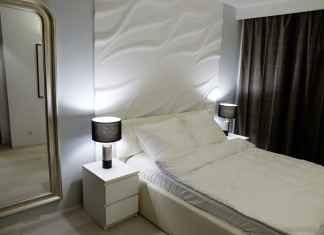 """Boisz się, że czarno-biała sypialnia będzie zbyt """"nudna""""? Nic bardziej mylnego! Sprawdź sam!"""