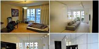 Zobacz, jak zaaranżować wnętrze mieszkania i wkomponować czerń we wnętrze.
