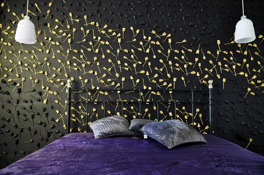 Szukasz pomysłu na ciekawe udekrowanie sypialni? Zobacz nasz pomysł na panele ścienne 3D.