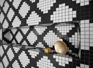 Szukasz płytek do łazienki? Zobacz, jak wygląda mozaika w małej łazience!