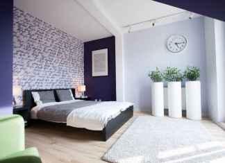 Szukasz inspiracji na kolry do sypialni? Zobacz nasz pomysł na fiolet w sypialni.