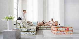 Meble wypoczynkowe Bizzarto to idealna propozycja do każdego salonu.