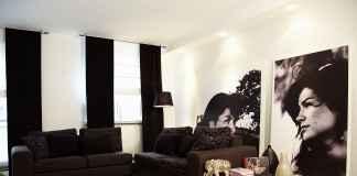 Czarno-biały salon to kwintesencja elegancji i dobrego smaku. Zobacz, jak go urządzić.