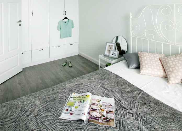 Różne odcienie mięty to kolory idealne do sypialni salonu a nawet kuchni. Sprawdź sam!