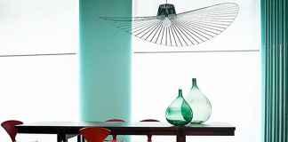 Podoba ci się ta lampa? Sprawdź, gdzie kupić nowoczesne lampy wiszące do salonu.