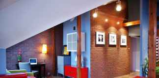Kolorowe mieszkanie na poddaszu. Zajrzyj do naszej galerii i zobacz, jak wygląda całe mieszkanie.