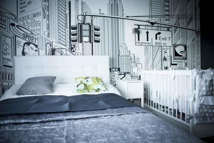 Zobacz, jak odświeżyć wygląd małego mieszkania i przygotować je na przyjście dziecka.