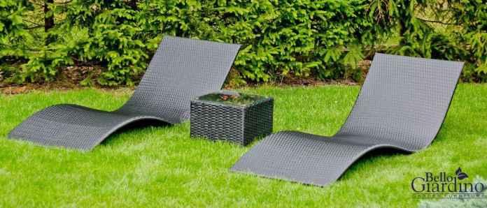 Leżak z technorattanu to najtrwalszy mebel ogrodowy. Sprawdź, gdzie go kupić.