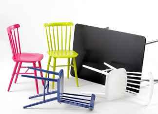 Zobacz, jak wyglądają we wnętrzu kolorowe krzesła. Sprawdź, gdzie je kupić.
