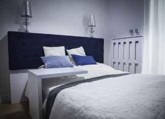Niebieska sypialnia to twoje marzenie? Zobacz z czym połączyć niebieski we wnętrzach.