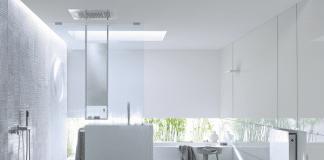 Nowoczesna łazienka to również nowoczesna ceramika i armatura.