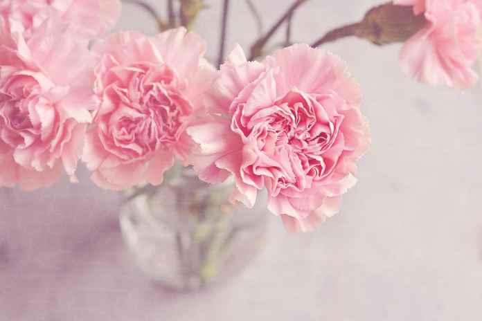 Lubisz świeże kwiaty? Zobacz jak dzięki nim może wyglądać dekoracja stołu.