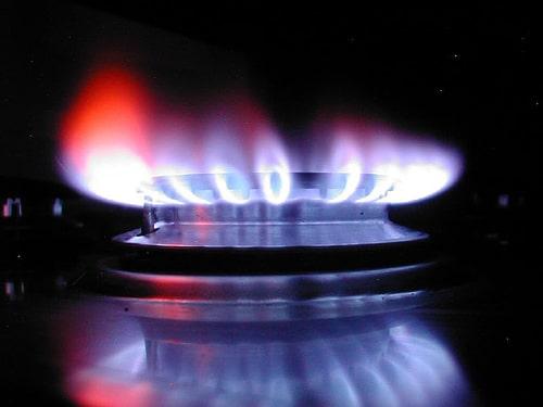 gaz plynny