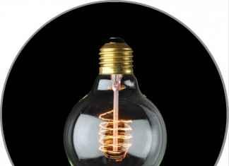 Żarówki Edisona, czyli żarówki węglowe to obecnie najbardziej popularny rodzaj oświetlenia.