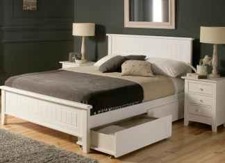 Zastanawiasz się, jakie kolory do sypialni będą najlepsze? Zobacz jak urządzić sypialnię w bieli.