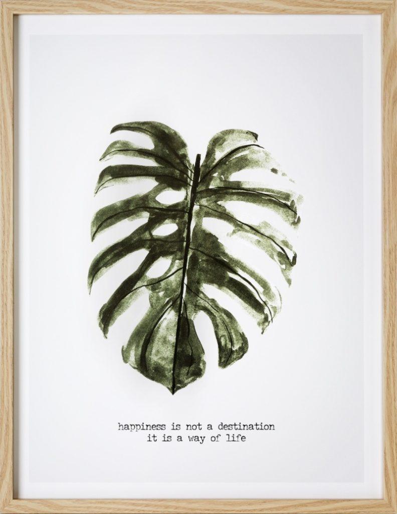 Szukasz modnych plakatów z kwiatowym motywem? Podpowiemy, gdzie kupić takie dekoracje.