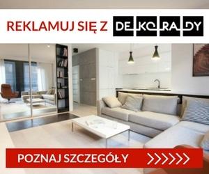 reklama na portalu wmętrzaskim dekorady