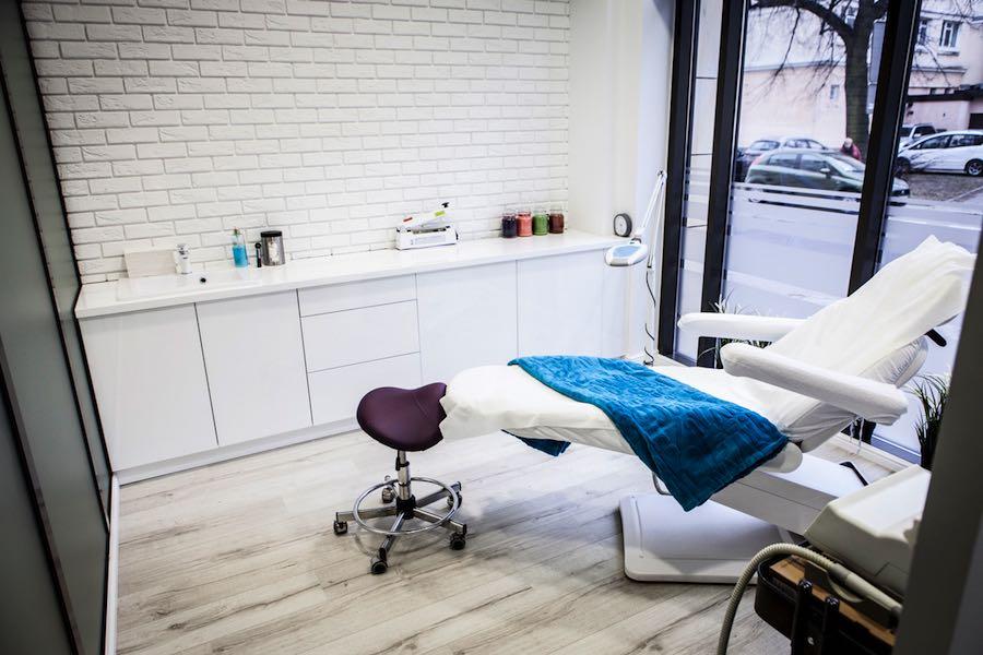Aranżacja Stylowego Salonu Kosmetycznego Deko Radypl