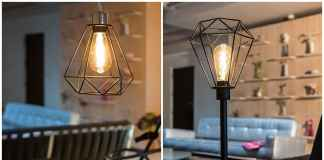 Oświetlenie do stylu industrialnego