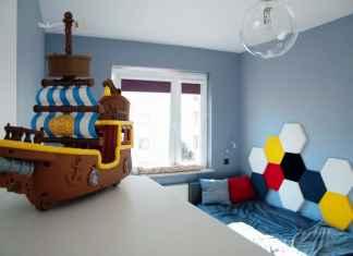 Szukasz pomysłu na dekorację w pokoju dziecka? Sprawdź miękkie panele ścienne.