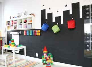 Przeczytaj dlaczego farba tablicowa będzie idealna do pokoju Twojego dziecka.