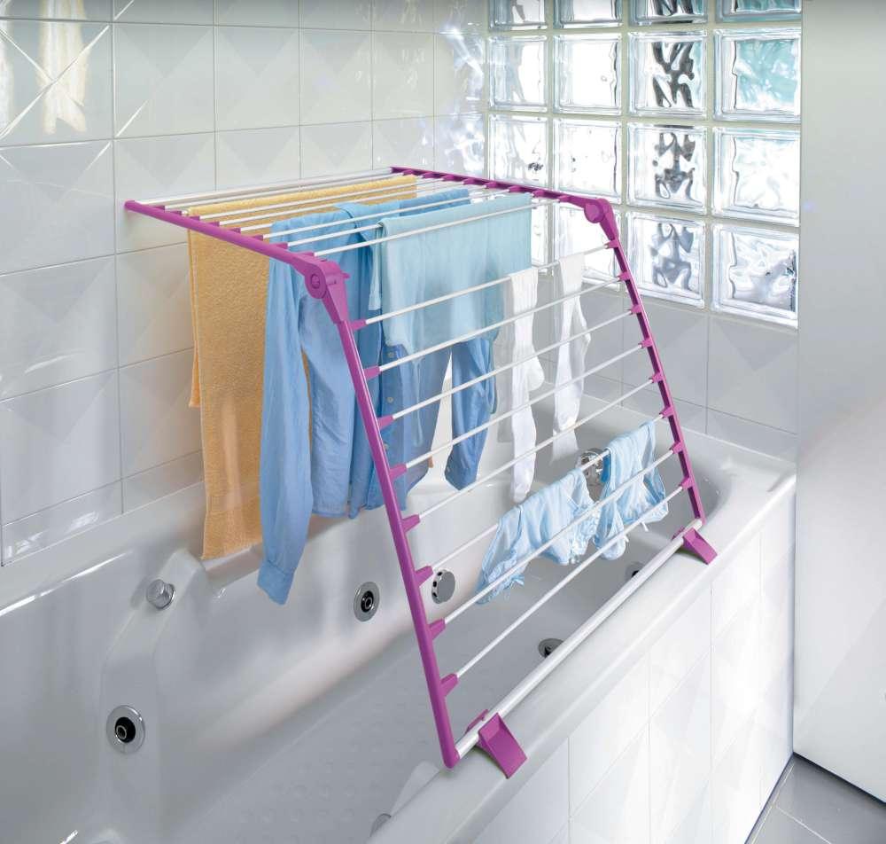 Funkcjonalna suszarka na pranie, która zmieści się w każdej łazience? Sprawdź, gdzie ją kupić.