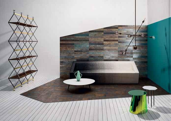 Szukasz pomysłu na ścianę lub podłogę w salonie? Polecamy płytki ceramiczne.