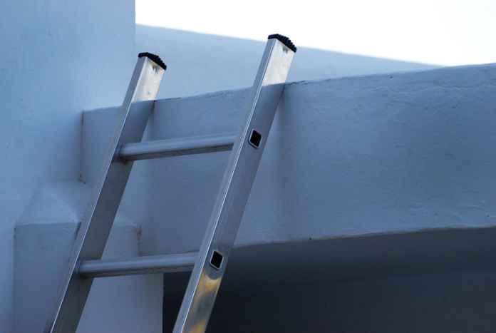drabiny ALVE wykonane z aluminium