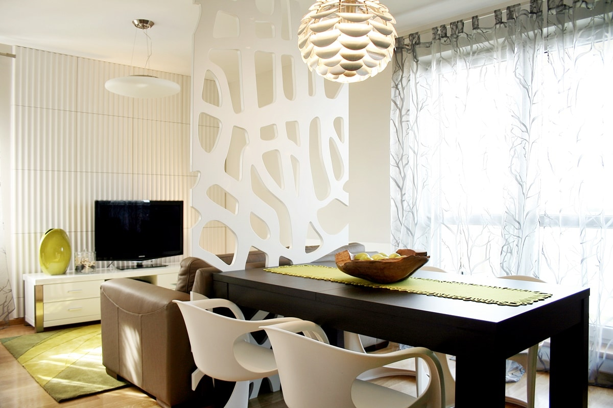 Jak Oddzielić Kuchnię Od Salonu 10 Ciekawych Pomysłów