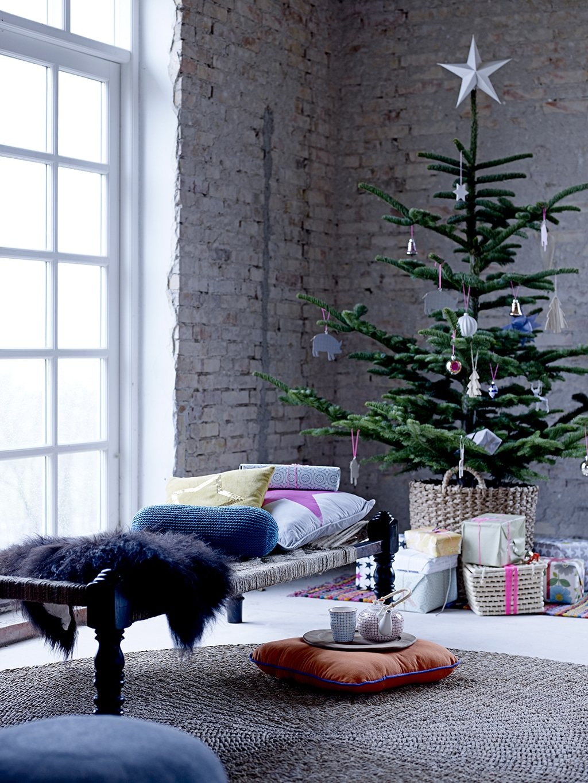 Boże Narodzenie W Stylu Skandynawskim Dekoracje I Ozdoby