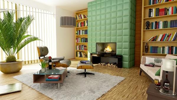 Jak zaaranżować funkcjonalną przestrzeń w salonie do przechowywania?