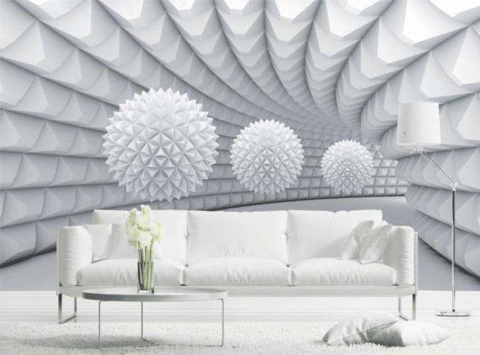 Designerski Hit Na 2019 Rok Tapety 3d Ruchome