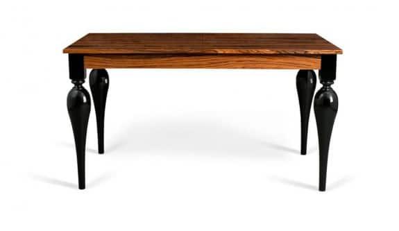 Stół glamour - stół palisander