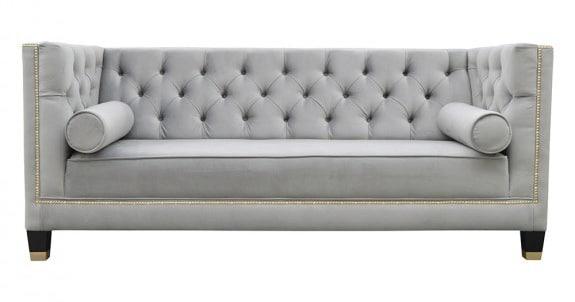 Dwuosobowa sofa glamour - sofa Roma
