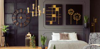 Jak dekorować złotem?