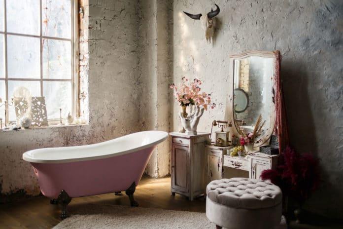 Łazienka w stylu vintage – jak urządzić ją ze smakiem?