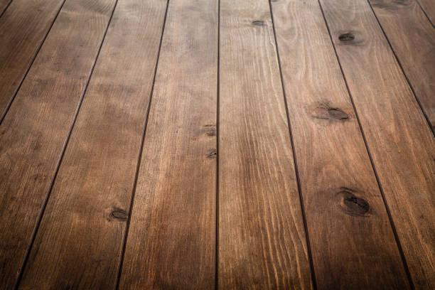 Podłoga z drewna do salonu